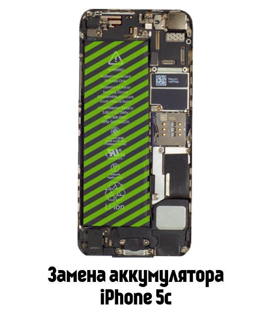 замена на iphone 5c цена